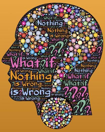Anxiety and Binge Thinking